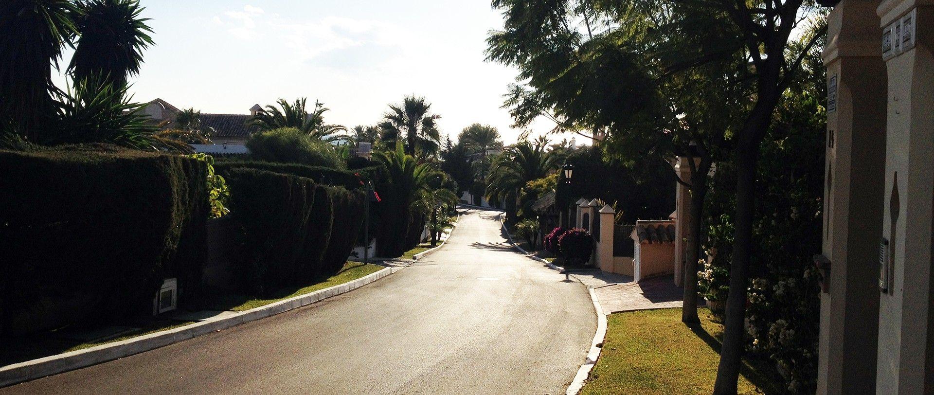 Los Monteros und Bahia de Marbella